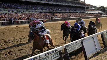 Belmont Stakes set for June 20 without fans, leads off Triple Crown