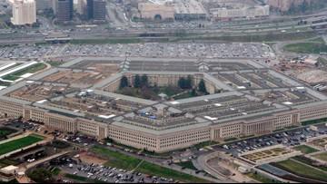 Kentucky man arrested after bringing Jim Beam, shotgun, and machete to Pentagon for 'liberty business'