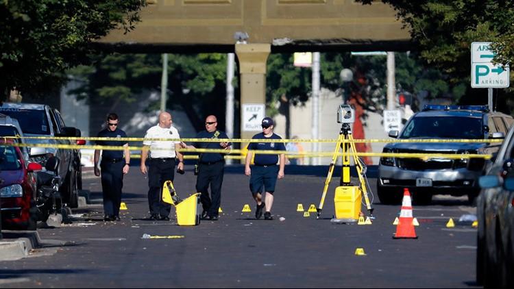Dayton Shooting Authorities