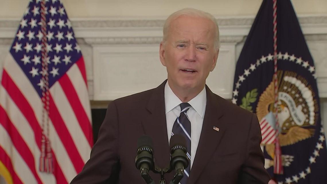 Biden to schools facing penalties for mask mandates