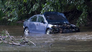 Pregnant woman, son die after car swept away in Pennsylvania flooding