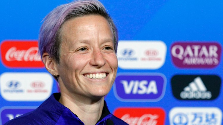 Megan Rapinoe to host HBO show 'Seeing America' with guests including Alexandria Ocasio-Cortez