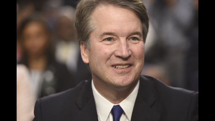 Senate Republicans to propose Wednesday hearing for Kavanaugh, accuser