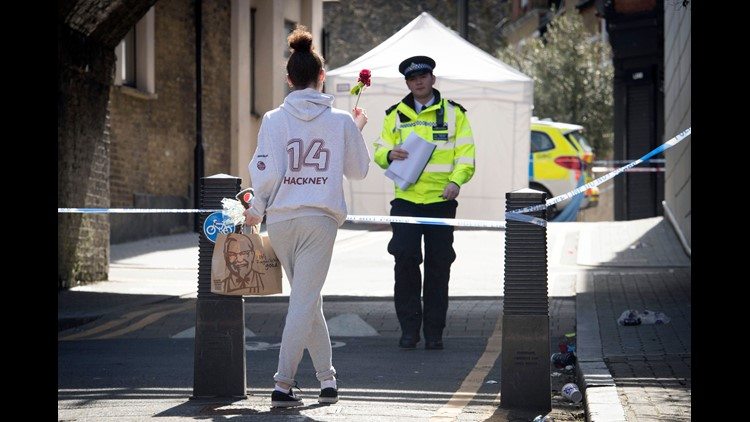 London Knife Violence Continues As Six Teenagers Are Stabbed Across Four Boroughs
