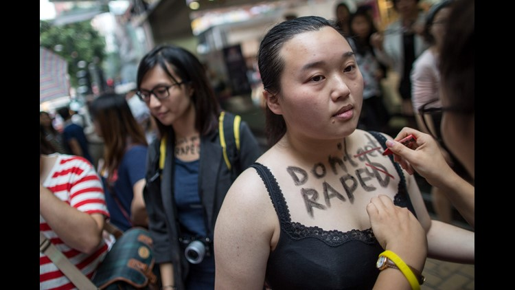 The floodgates to sexual misconduct allegations in China have burst open recently, thanks to social media. Victims feel empowered to expose attackers.