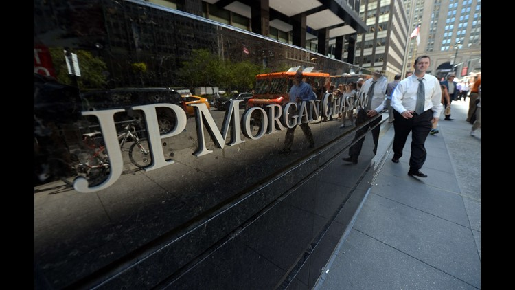 JPMorgan Chase, the nation's biggest bank by assets, reported a 24 percent jump in third-quarter earnings. The strong results topped expectations.