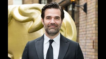 'Catastrophe' star Rob Delaney welcomes baby boy months after son's tragic death