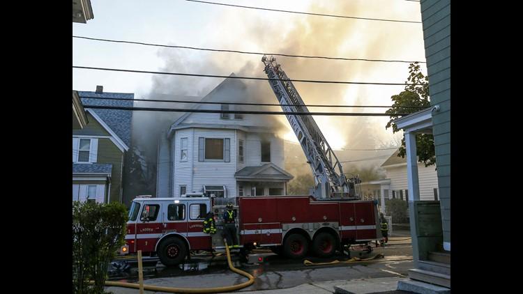 Epa Usa Disaster Gas Explosions Dis Fire Usa Ma