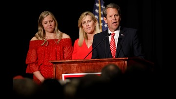 Brian Kemp resigns as Georgia secretary of state
