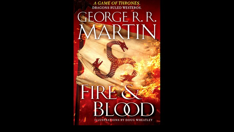 George RR Martin: a new Game of Thrones book is coming …