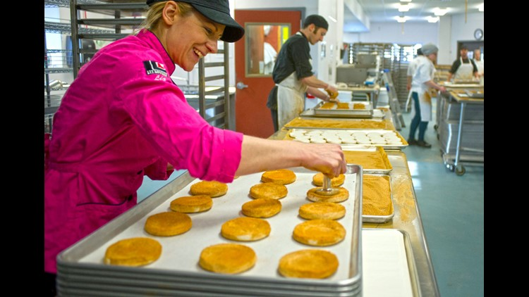 """Vermont cookie maker Liz Lovely's vegan cookies were carried in Safeway and Whole Foods and in health food stores before being rejected by """"Shark Tank."""" So why exactly did the company vanish?"""