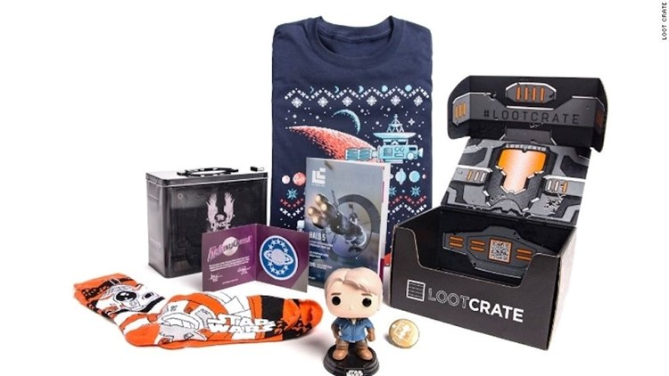 Lootcrate Cropped