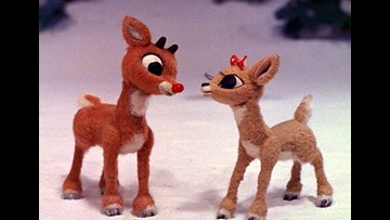 Say it ain't 'doe'!  Rudolph could be female, according to A&M prof