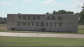 Texas A&M set to reopen campus in the fall