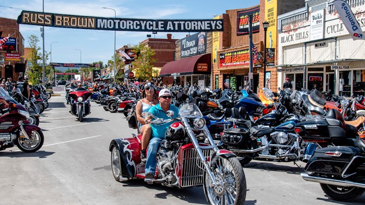 CDC: 2020 Sturgis Motorcycle Rally led to 'widespread transmission' of COVID-19