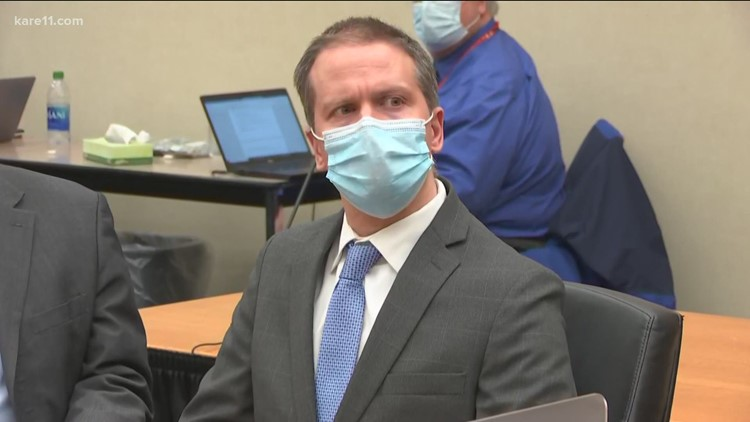 Former Minneapolis officer Derek Chauvin files to appeal in George Floyd murder conviction