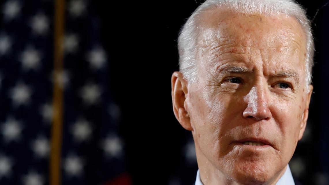 Joe Biden says nation grieves for 100,000 US coronavirus victims
