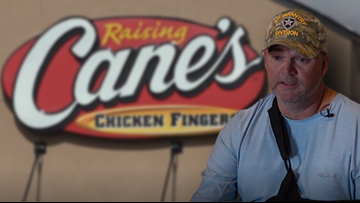 Concealed carry holder detains suspect after brawl at Temple Raising Cane's