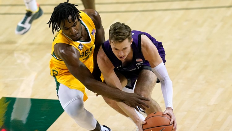 Baylor men's basketball pauses activities due to COVID-19