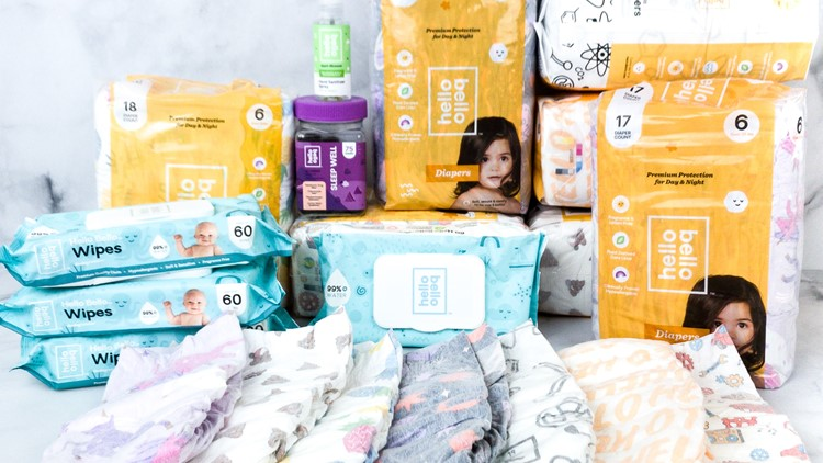 Hello Bello | Only independent U.S. diaper company announces grand opening date in Waco