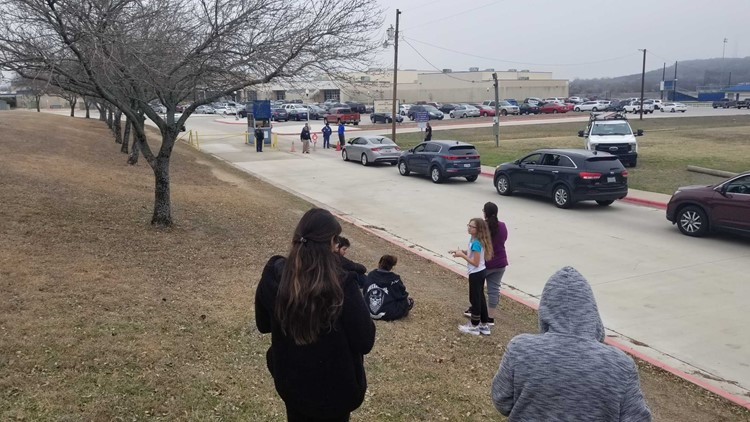 Student with knife forces lockdown at Copperas Cove High School