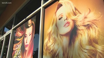 Gov. Abbott said hair salons could be next in line to reopen—news one San Antonian has been waiting weeks to hear