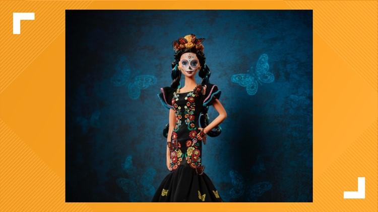 'Dia de los Muertos' Barbie coming to a shelf near you