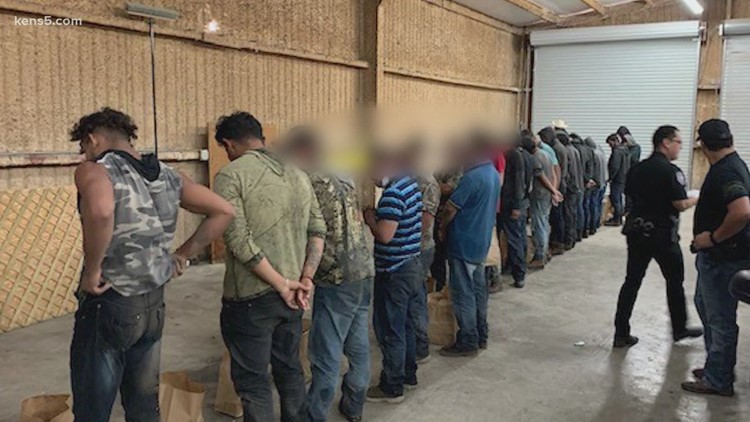 More and more women are getting involved in smuggling operations, Texas authorities say