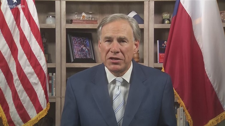 Gov. Abbott issues new executive order combining existing COVID-19 orders
