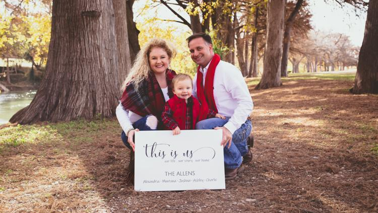 New Braunfels couple adopts, open hearts and home