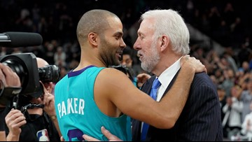 Tony Parker announces he's retiring from NBA