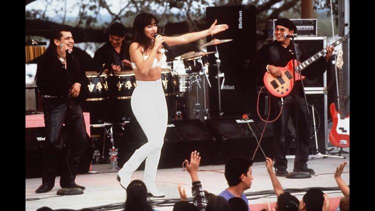Congressional Hispanic Caucus Chairman Joaquin Castro nominates 'Selena' to National Film Registry