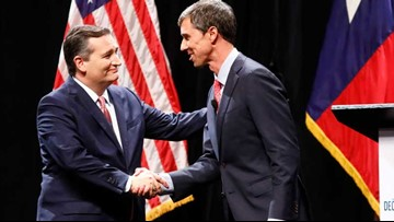 Cruz says he's willing to debate O'Rourke on CNN