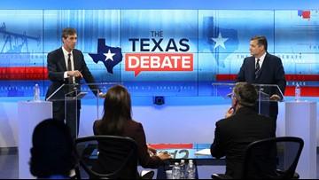 FULL DEBATE: O'Rourke, Cruz battle it out in Texas Senate race as polls widen