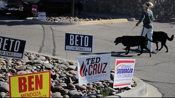 Border voters unfazed by political punch lines and rhetoric