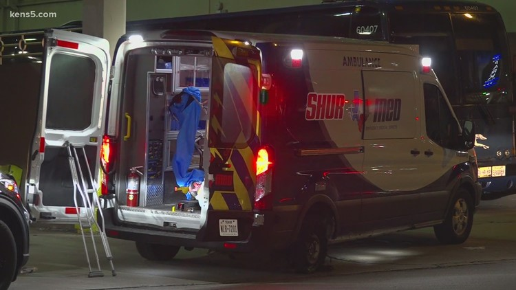 Patient steals ambulance, leads police on slow-speed chase