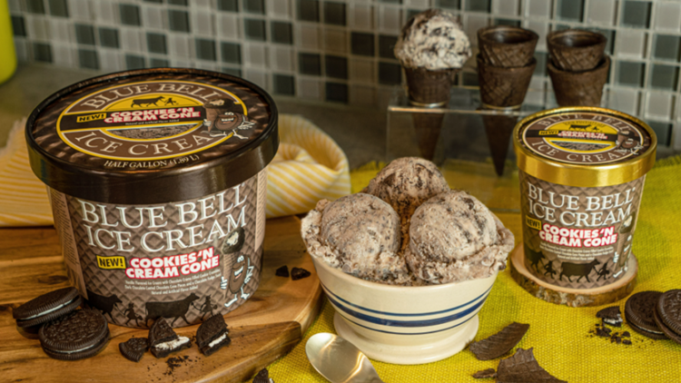 Blue Bell releases new ice cream flavor, and it's loaded with chocolate 🍫