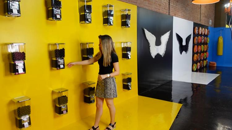 Texas Selfie Museum has opened in San Antonio | Take a look inside