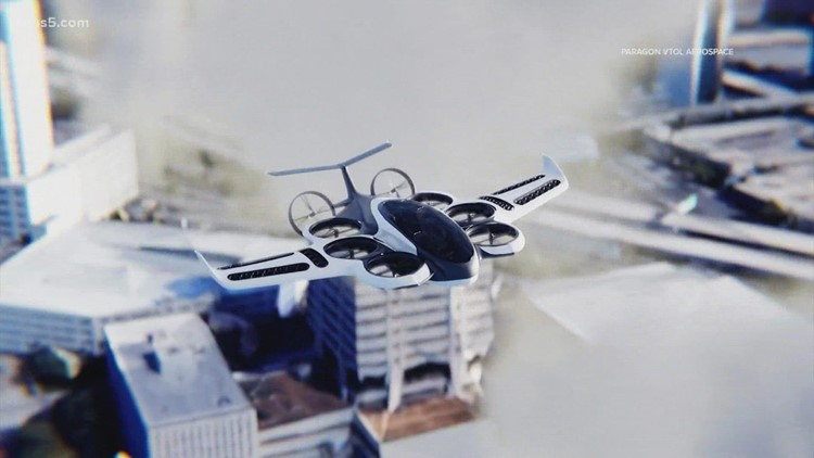 Flying cars by 2025 in Texas? Meet the man trying to make it happen.
