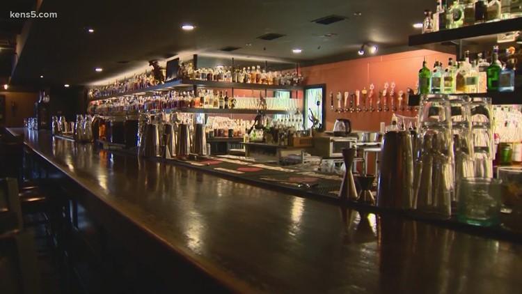 Bexar County bars to shut down, starting Thursday