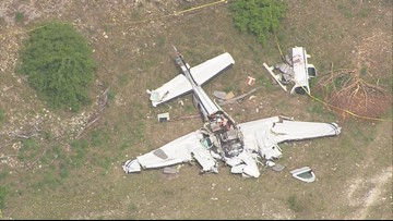 Victims of Kerrville plane crash identified