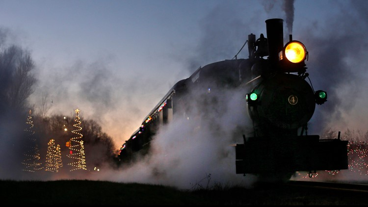 Polar Express Train Ride coming to Galveston