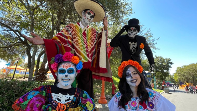 SeaWorld's 'Spooktacular!' offers families a not-so-scary daytime option