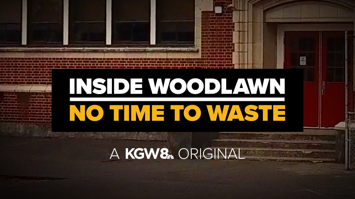 Inside Woodlawn: No Time to Waste