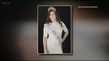 'A very harmful message': Banned for being transgender, Portland woman sues pageant