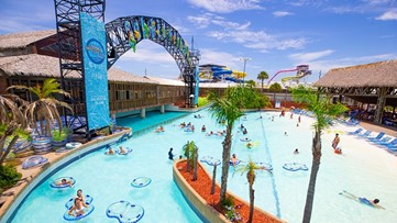 Water parks, food courts among next wave of Texas businesses allowed to reopen