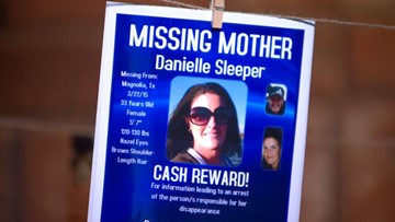 A mother went missing nearly 5 years ago and was never heard from again. Where is Danielle Sleeper?