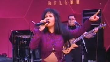 24 years ago, Selena performed her last concert