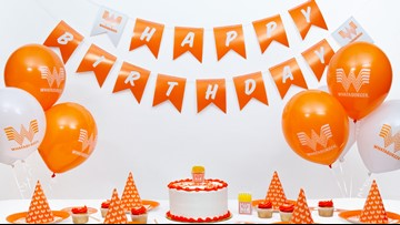 Totally Texas: Whataburger now offering ultimate birthday party pack