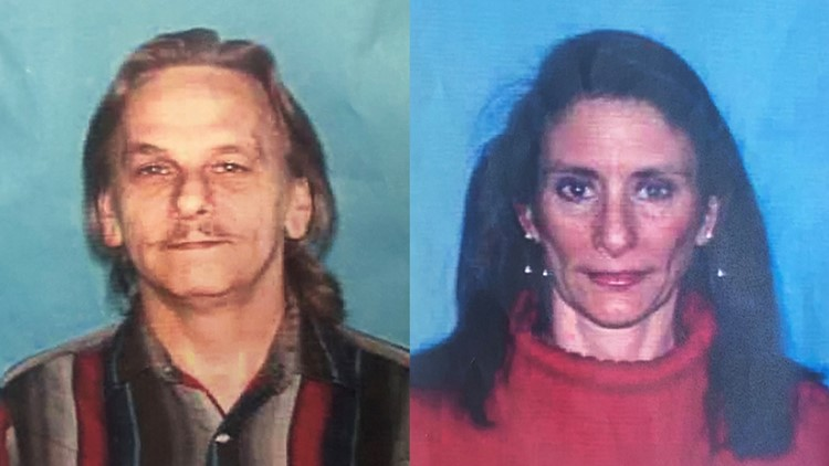 Dennis Tuttle, 59, and Rhogena Nicholas, 58